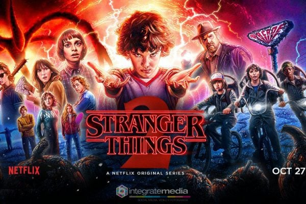 Stranger Things - 2ª Temporada