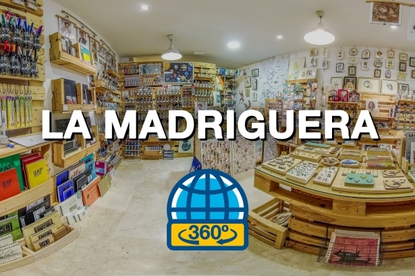 Tour virtual 360 para La Madriguera