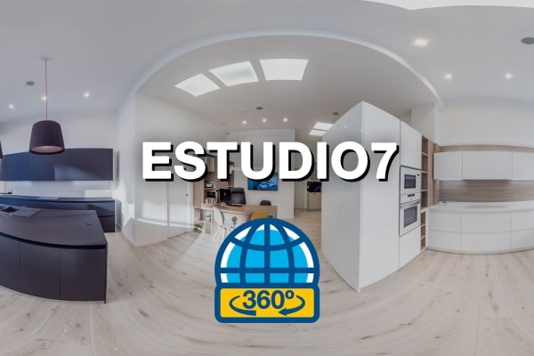 Tour Virtual 360 para Estudio 7