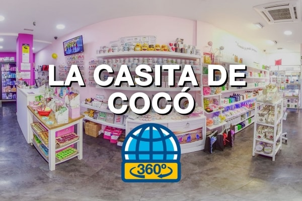 Tour Virtual 360 para La Casita de Cocó
