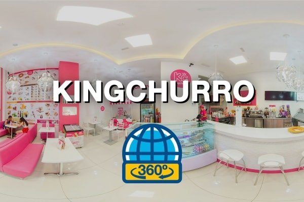 Tour Virtual 360 con Franquicia KingChurro