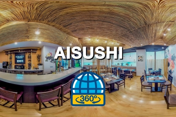 Tour Virtual 360 para Aisushi