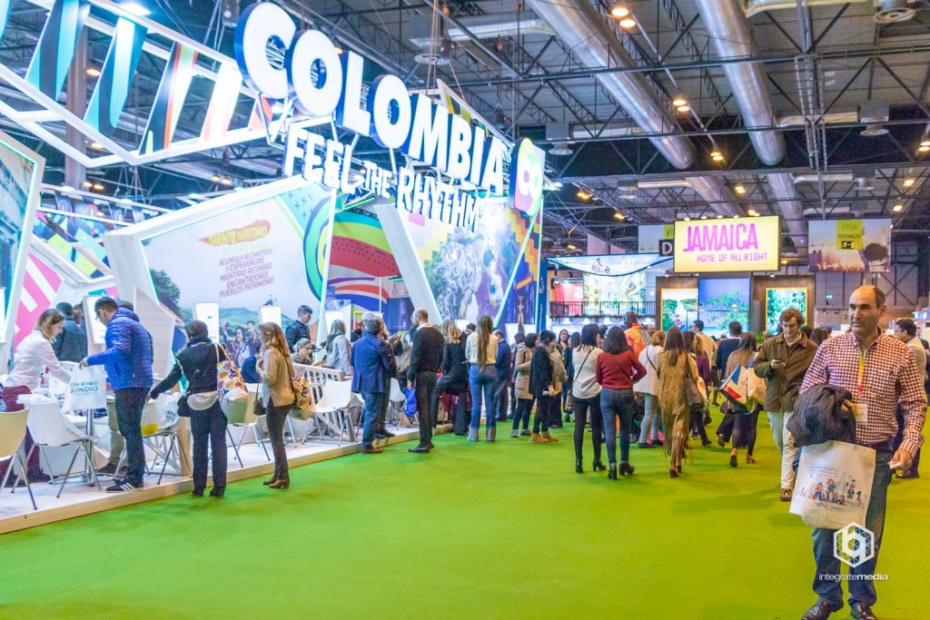 Fitur 2019 - Stand de Colombia