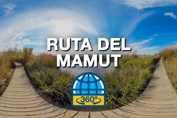 Tour Virtual interactivo en 360º de la Ruta del Mamut